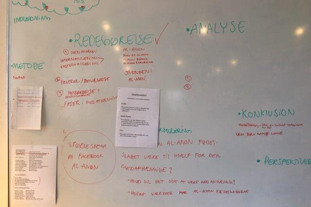 Projektopgaver på DAC-uddannelsen